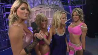 Beautiful People backstage interview- Velvet Sky, Madison Rayne, and Lacey Von Erich (HQ)