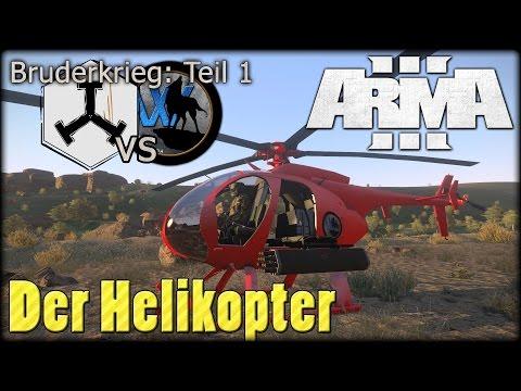 ArmA 3 - Der epische Helikopterdogfight