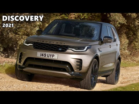 New Land Rover Discovery (2021) Details, Highlights, Feature