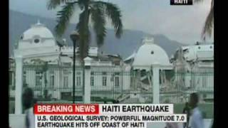 Haiti Earthquake - 12 Jan 2010