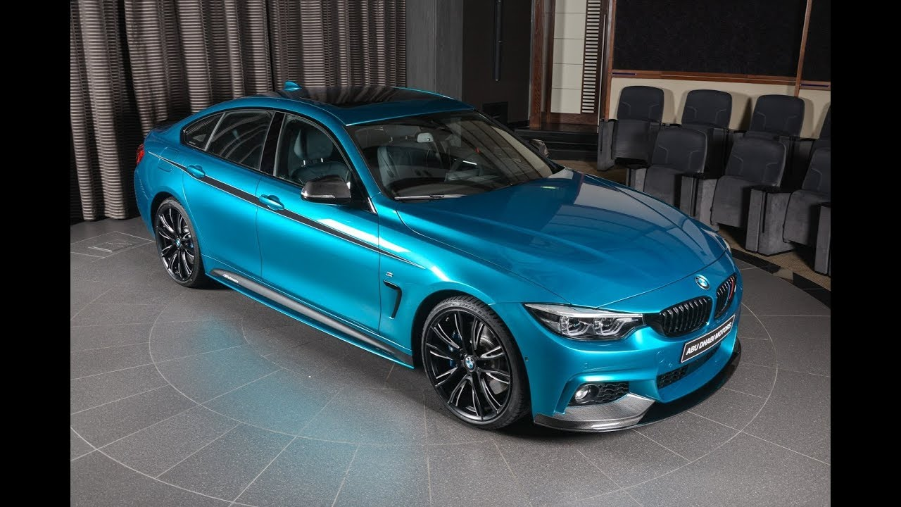 2018 Bmw 440i Gran Coupe Interior And Exterior For Bright