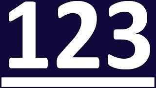 КОНТРОЛЬНАЯ 1 - НЕПРАВИЛЬНЫЕ ГЛАГОЛЫ АНГЛИЙСКОГО ЯЗЫКА УРОК 123 АНГЛИЙСКИЙ ЯЗЫК Уроки