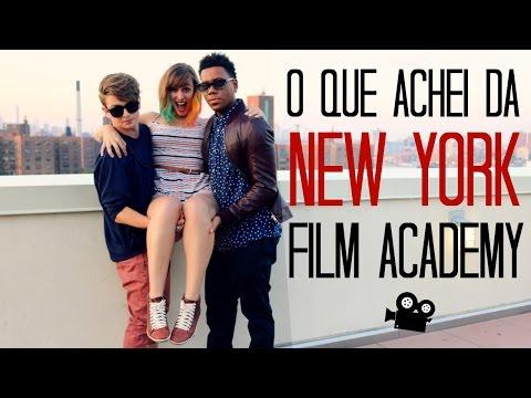 O Que Achei da New York Film Academy - Lully de Verdade 248
