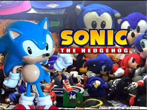RARE Sonic the Hedgehog Collection 2: Collection Update! The Sega Collector