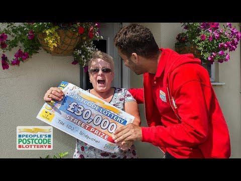 Street Prize Winners - TA6 5DJ in Bridgwater on 20/08/2017 - People's Postcode Lottery