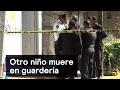 Otro niño muere en guardería - Negligencia - Denise Maerker 10 en punto
