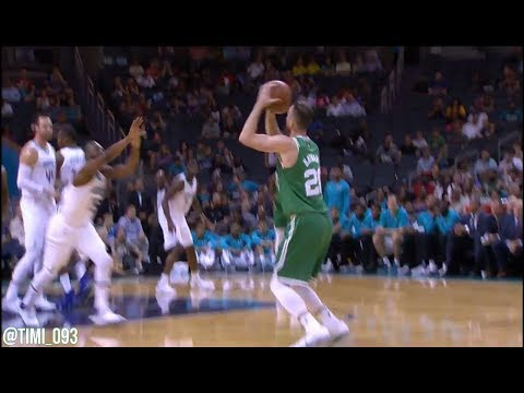 Gordon Hayward FULL 2017 Preseason Highlights