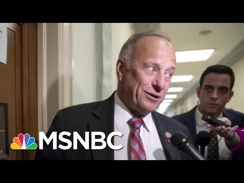 GOP Rep. Steve King Credits Humanity's Existence To Rape, Incest | Katy Tur | MSNBC