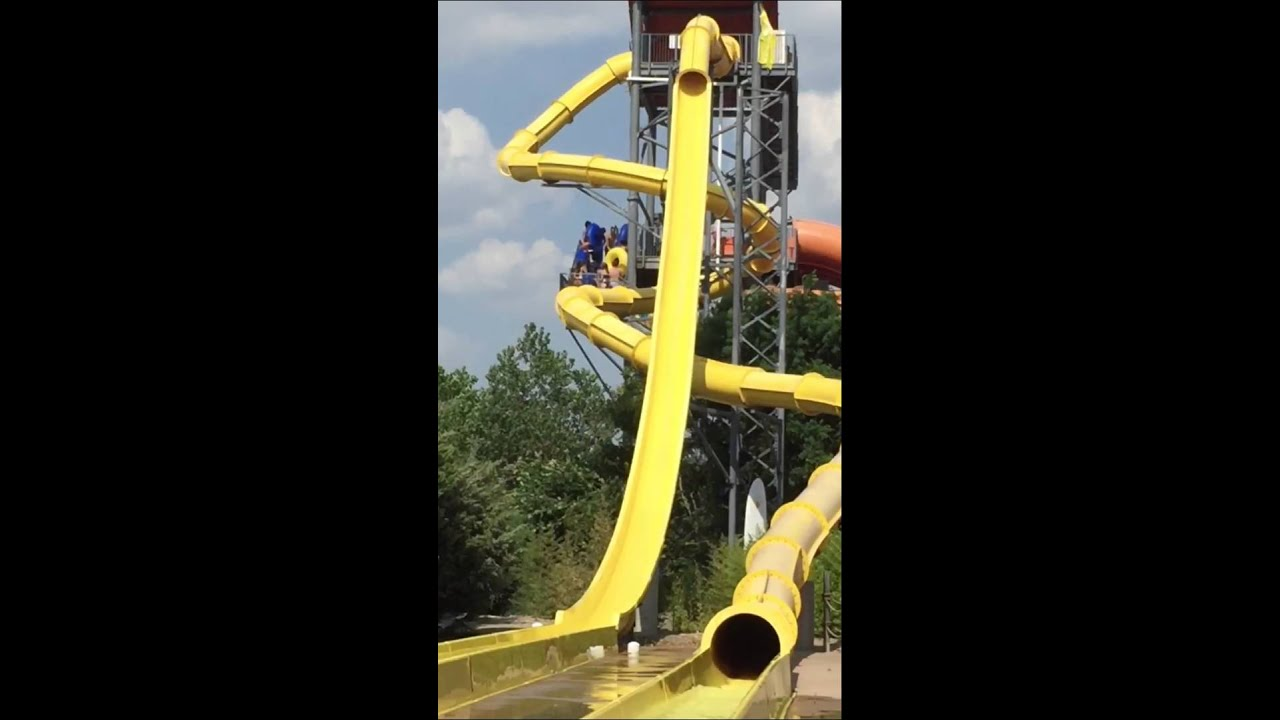 Epic Youtube Comment By Elson: Epic Waterslide At Hawaiian Falls!!!!!