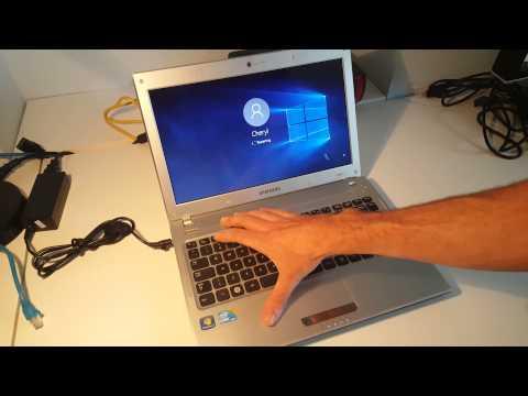 Samsung r530 touchpad driver windows 10