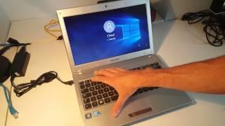 Samsung laptop Windows 10 upgrade