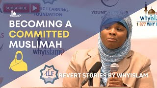 Hujrah Wahhaj: Story of an American Youth becoming a committed Muslimah