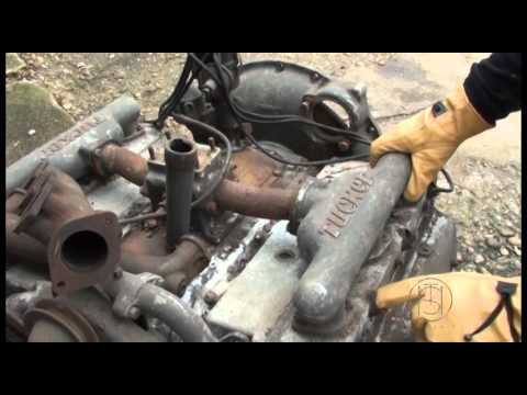 Tucker Motor Barn Find   The Barnaby Chronicles