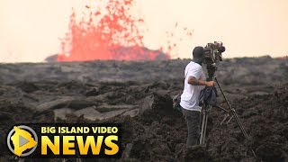 Hawaii Eruption: USGS Press Conference (May 27, 2018)