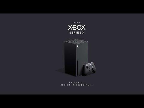 Xbox Series X - Lançamento Mundial - Trailer de Anúncio