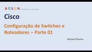 Cisco - 01 - Como acessar a configuração do switch / roteador(Nesta playlist iremos abordar a configuração de switches gerenciáveis e roteadores da Cisco. Página para conhecer e baixar o Tera Term: ..., 2013-12-16T03:47:43.000Z)