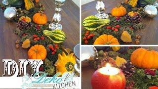 DIY: Opulente Herbst-Deko für den Tisch | Deko Kitchen thumbnail