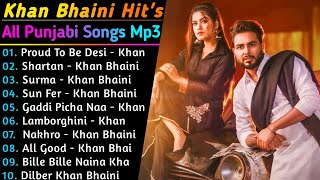 Khan Bhaini New Song 2021 || New All Punjabi Jukebox 2021 || Khan Bhaini New All Punjabi Song 2021