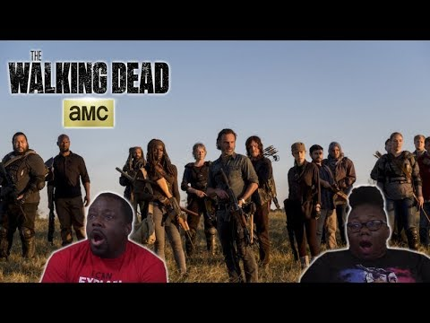 The Walking Dead 8x16 REACTION & DISCUSSION {WRATH}