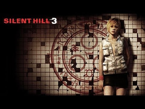 Silent Hill 3 dublado em português [Live] ao vivo (Face Cam)