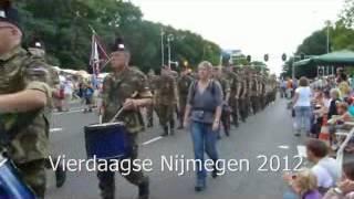 vierdaagse 2012 Video