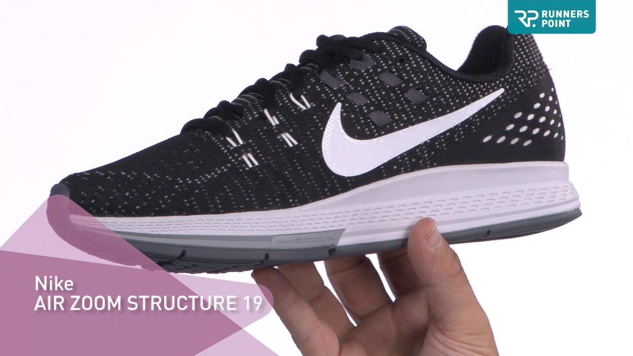 sortie rabais rabais de dédouanement Nike Structure Zoom Air Révision 19 Femmes PROMOS avec paypal énorme surprise 1gBY3xk