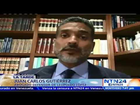 """""""Esto ya tiene características de una desaparición forzada"""": Abogado Juan Carlos Gutiérrez"""