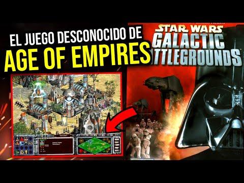 ¿Qué Es... STAR WARS: GALACTIC BATTLEGROUNDS?