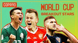 Top 10 World Cup Breakout Stars