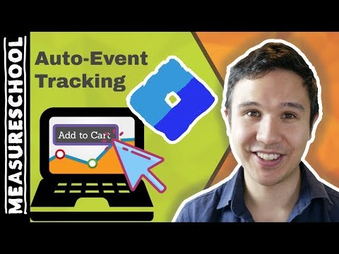 Auto-Event Tracking with Google Tag Manager – Lesson 6 GTM for Beginners