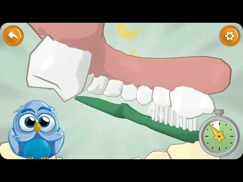 La canzone dei Dentini splendenti!