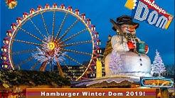Hamburger Winter Dom 2019 | 4Kᵁᴴᴰ