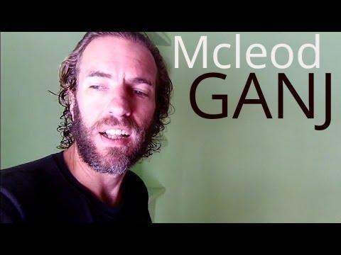 My $5 room in Mcleod Ganj (Dharamsala), India & a cool restaurant