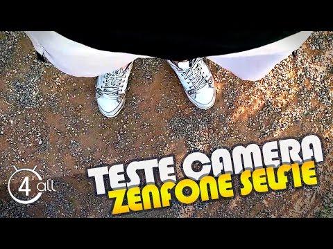 Zenfone Selfie - Teste de camera (FullHD)