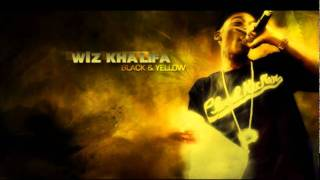 wiz khalifa-black and yellow (G-mix) ft.snoop dogg,juicy j & T-Pain (Remix+Lyrics)