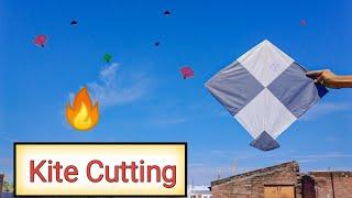 Kite cutting in Speedy Wind | Kites Vlog |