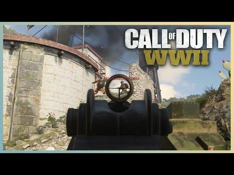 FØRSTE GANG JEG SPILLER WORLD WAR 2! | Call of Duty - World War 2 | Norsk Gaming