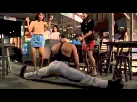Van Damme  Ona Tanczy dla Mnie (Full Bar Fight Scene Version)