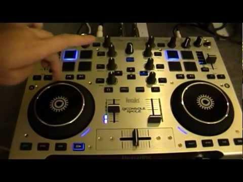 Hercules Rmx 2 : hercules dj console rmx 2 virtualdj djuced 40 youtube ~ Hamham.info Haus und Dekorationen