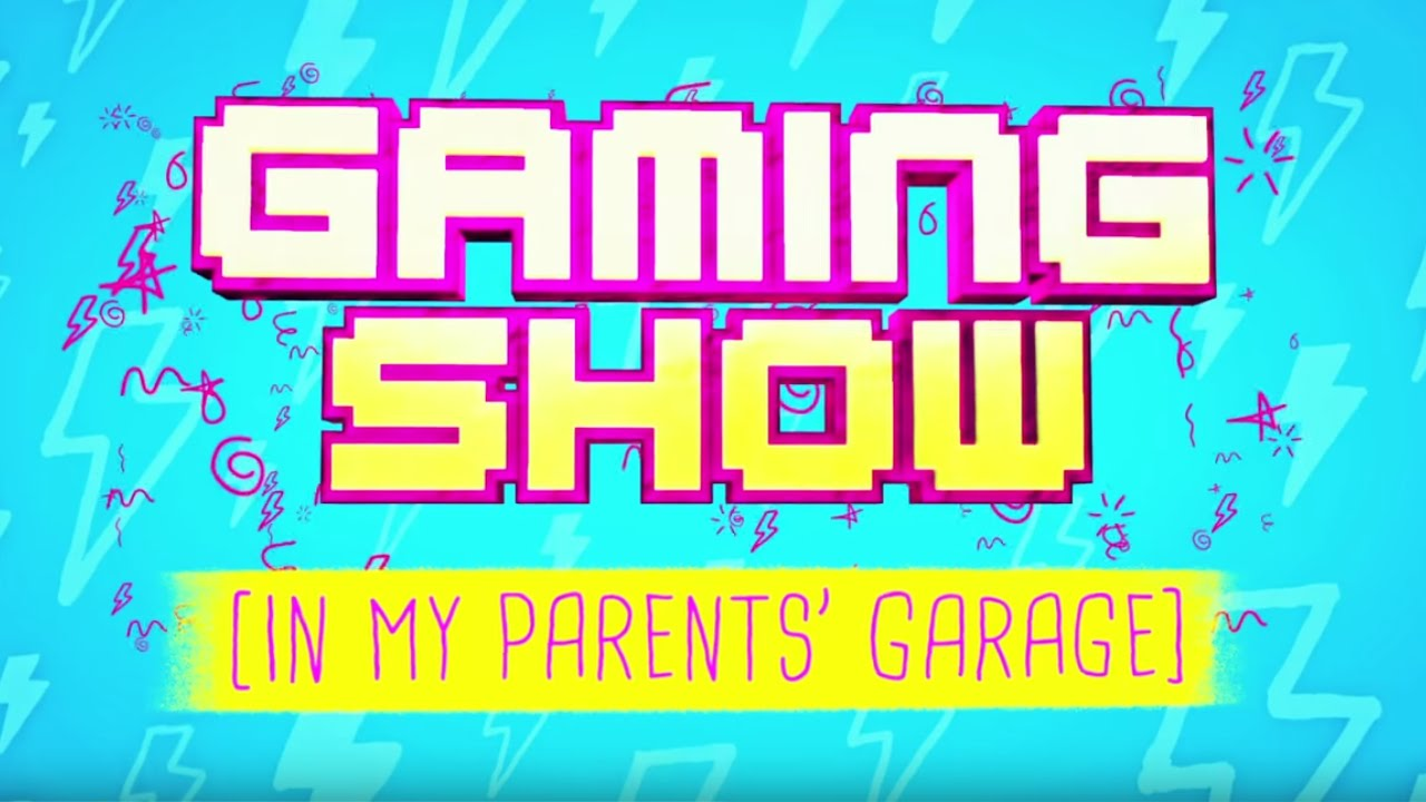 NEW! - Gaming Show [In My Parents' Garage]: Season 2 Channel Trailer
