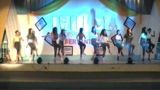 THIS IS IT (DECLARATION) - KIRK FRANKLIN - TBC DANCERS