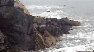 Kennebunkport,Walkers Point Blowing Cave