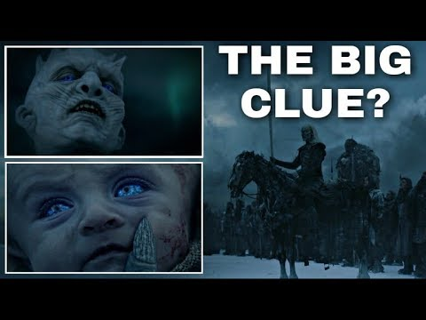 They Already Told Us What The Night King Wants? - Game of Thrones Season 8 (End Game Theory)