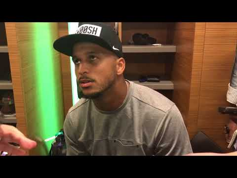 9/24/2017: Jermaine Kearse post-game interview (Jets vs. Dolphins)