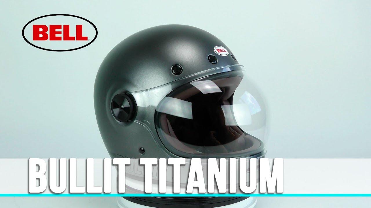 Bell Bullit Titanium