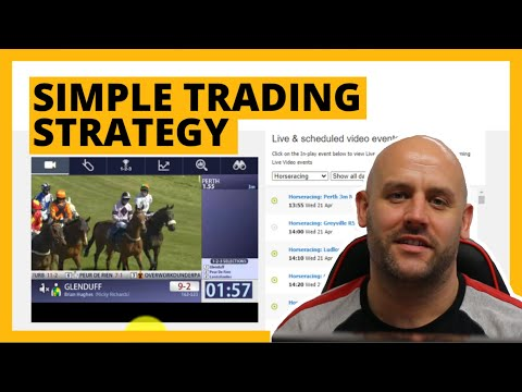 Horse Racing Trading Strategy for Beginners on Betfair Exchange | Caan Berry