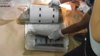 Así operaban las máquinas de mafia que imprimió millones de dólares falsos 1/2