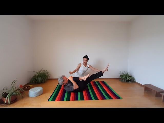Yoga para fortalecer el abdomen _ 35 Min.