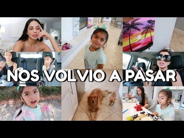 NOS vuelve a PASAR 🤦🏻♀️ ORGULLOSA de ORI 💪🏼Como DICE el Changuito con el DEDITO 🙊| Vlogs |