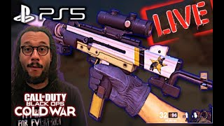 Black Ops Cold War LIVE Multiplayer Gameplay